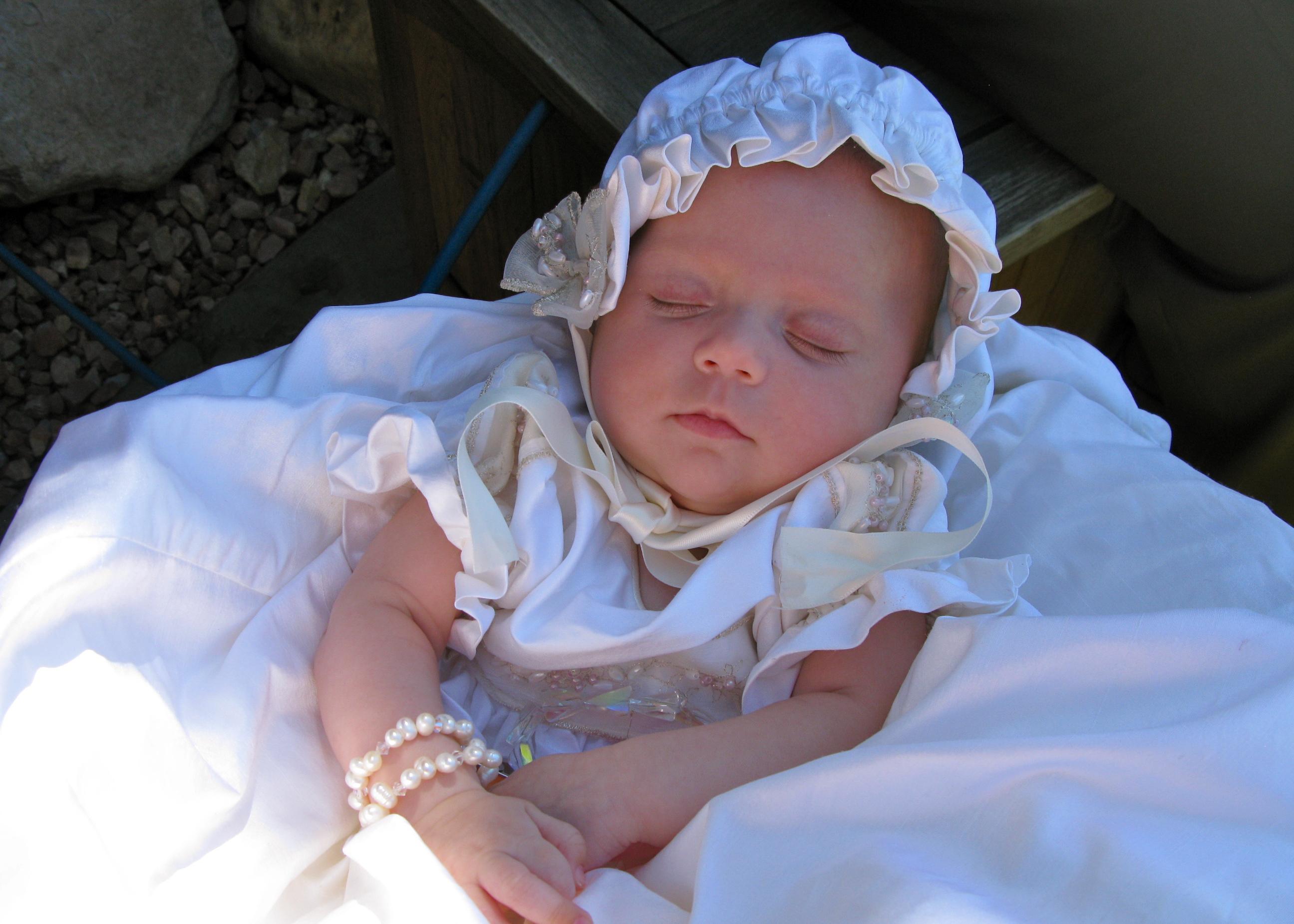 K Baby LDS blessing | ...